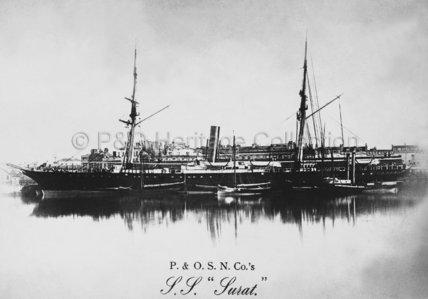 SURAT in port
