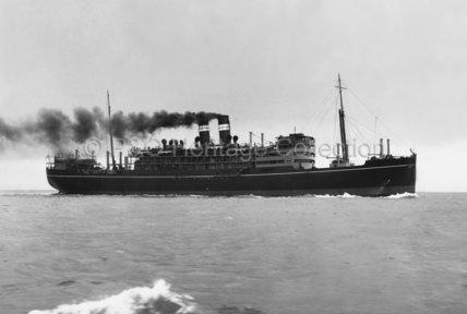 TILAWA at sea