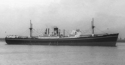 TRELEVAN at anchor