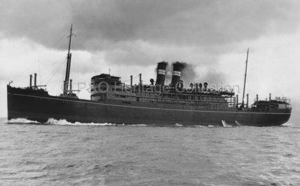 TALMA at sea