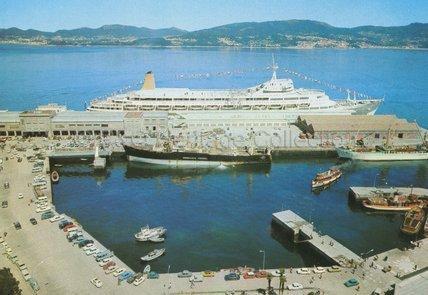CANBERRA at Vigo