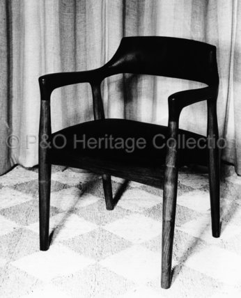 CANBERRA chair designed by Barry J Banyard