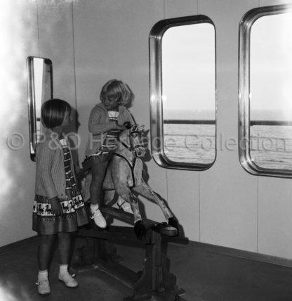 Children in CANBERRA's Nursery