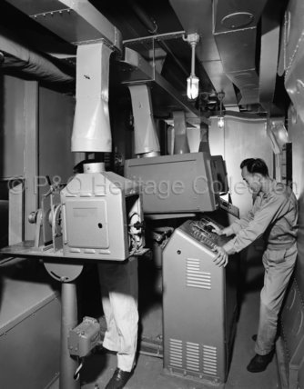 CANBERRA's Cinema Projection Room