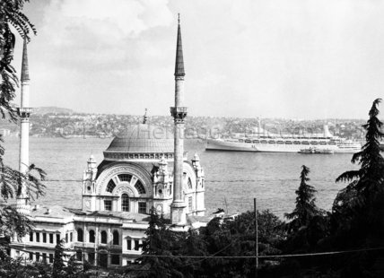 CANBERRA at Istanbul