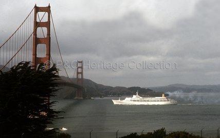 CANBERRA at San Francisco