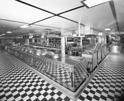 CANBERRA's First Class Kitchen