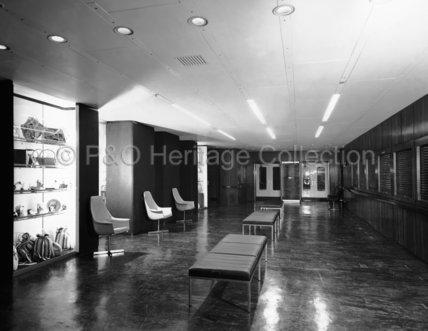 CANBERRA's First Class bureau