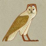 Owl Hieroglyph