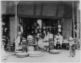 Coppersmith's shop