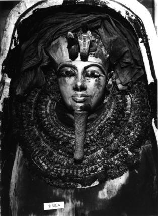 Third (innermost) coffin of gold