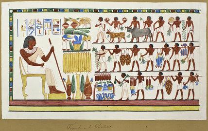 Thebes, Tomb of Benia Pahekmen