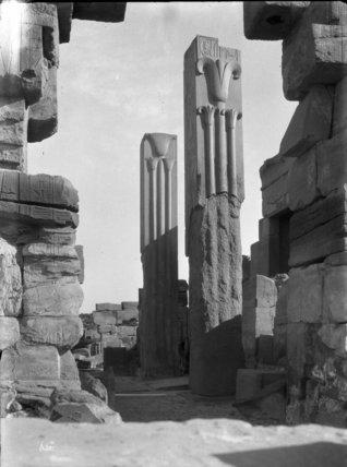 Pillars of Upper and Lower Egypt