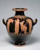 Athenian water jar (hydria)