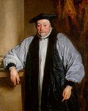 Archbishop Laud, by Anthony van Dyck