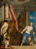 Hermes, Herse and Aglauros, by Veronese