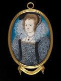 Unknown Lady, by Nicholas Hilliard