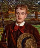 Cyril Benoni Holman Hunt, by William Holman Hunt