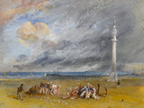 Yarmouth Sands, by Turner