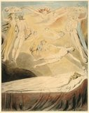 Queen Catherine's Dream, by William Blake