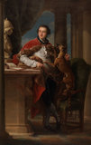 The 7th Earl of Northampton, by Pompeo Batoni