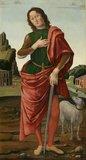 St Julian the Hospitaler, by Pietro Donzelli