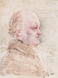 William Blake, by John Linnell