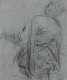 Study of a man-servant, by Jacopo Bassano