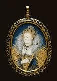 Queen Elizabeth I, by Nicholas Hilliard