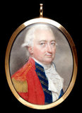 Charles, 1st Marquis Cornwallis, by John Smart