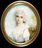 Maria Bushby, by Thomas Hazlehurst