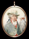 Portrait of Colonel Thomas Thornton