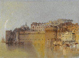 Ancenis-sur-Loire, by Turner