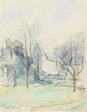 Gisors, by Pissarro