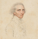 William Petrie, by John Smart