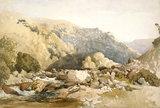 An Upland Stream, by David Hall McKewan (attrib.)
