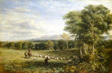 The Vale of Clwyd, by David Cox the Elder