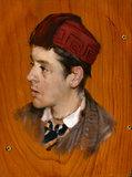 Sir Herbert Thompson, by Lawrence Alma-Tadema