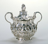 Two-Handled Cup, by Christian Van Vianen