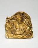 God the Father in Benediction, Venetian Bronze Relief