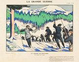 War in the mountains, La Grande Guerre