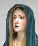 Virgin of Sorrows, by Pedro de Mena