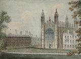 King's College Chapel, by W. Mason
