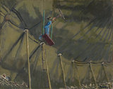 The Trapeze, by Sickert