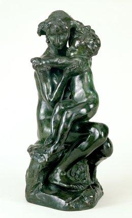 Frere et Soeur, by Rodin