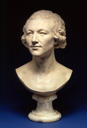 Self-portrait of Philippe-Laurent Roland