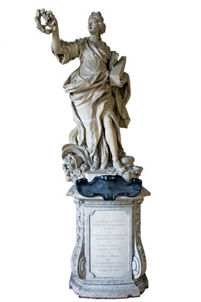 Glory, by Giovanni Baratta the Younger