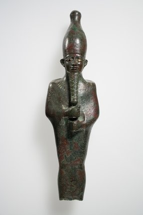 Egyptian figure of the god Osiris