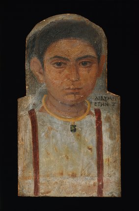 Mummy portrait of Didyma