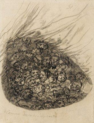 'Comico Descubrimiento', by Goya